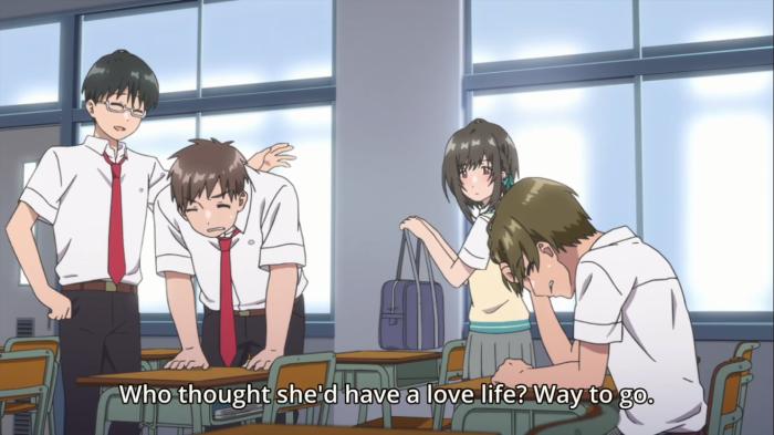 Hitomi's Secret Admirers